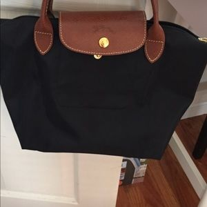 Handbags - Long Champ mini lepliage handbag